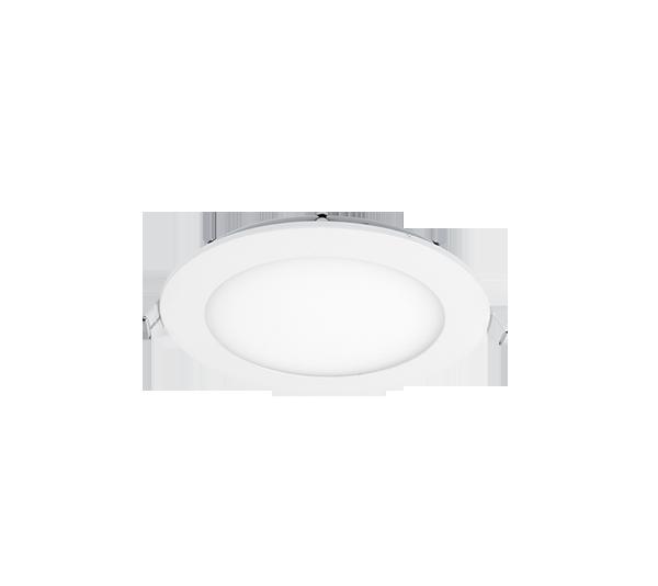 PANEL LED OKRUGLI 12W 4000K-4300K BIJELI (7896)
