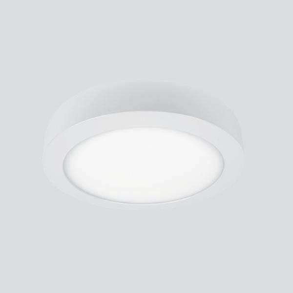 PANEL LED OKRUGLI 18W 2700K-3000K BIJELI (7540)