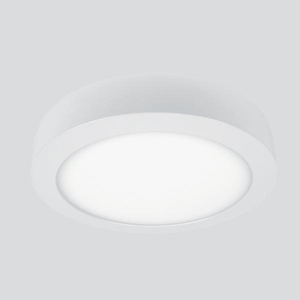 PANEL LED OKRUGLI 24W 2700K-3000K BIJELI (6908)