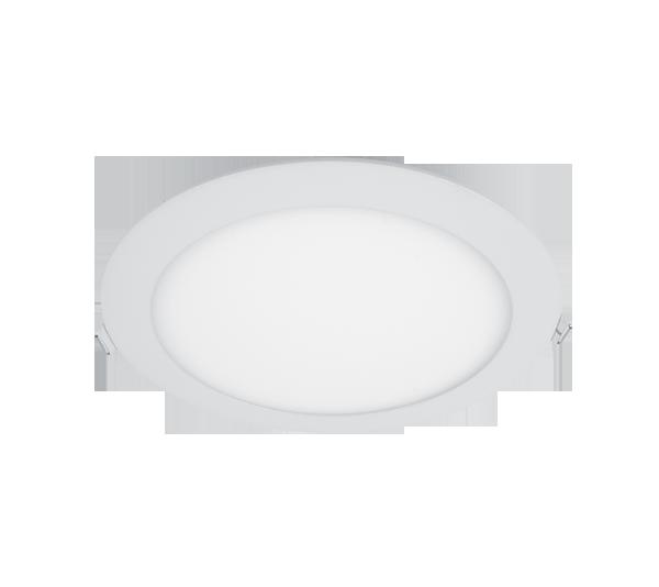 PANEL LED OKRUGLI 24W 4000K-4300K BIJELI (7898)