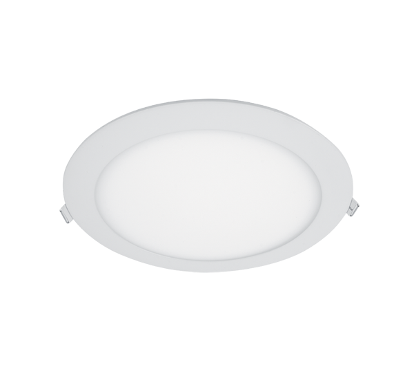 PANEL LED OKRUGLI 24W 4000K-4300K BIJELI (7056)