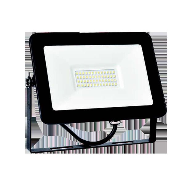 REFLEKTOR LED 20W 5500K CRNI (6482)